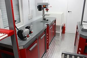 Фото металлического тачильного станка