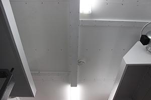 Фото освещения аккумуляторной мастерской