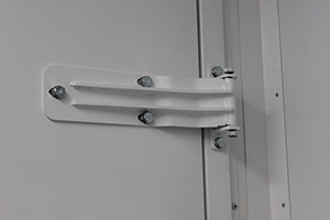 Фотография дверной петли