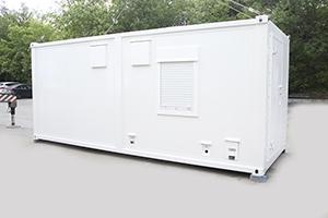 Аккумуляторная мастерская АМ-1К(6)-8(001) вид сбоку