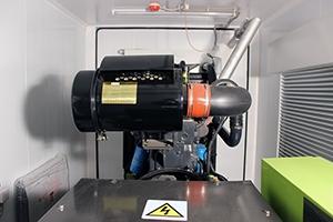 Общий вид дизельной-генераторной установки