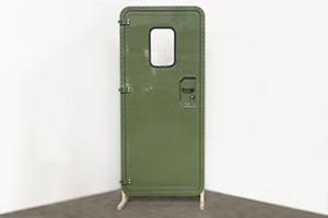 Общий вид металлической двери КРОН-МД-02