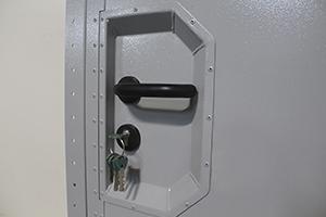 Дизельный генератор установленный в контейнер