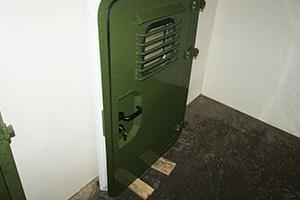 Кузов-фургона КРОН-МД-01 вид сбоку