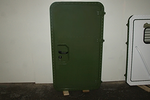 Дверь кузов-фургона КРОН-МД-01 общий вид