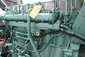 Фотография двигателя Volvo
