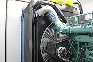 Фотография радиатора охлаждения