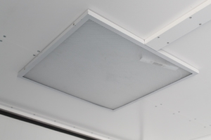 Освещение установленное в контейнере для ДГУ АД-512С-Е400-2РНМ
