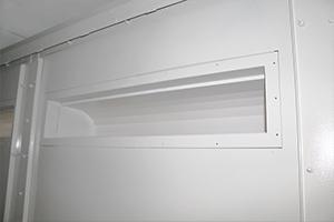 Отверстия для подключения вентиляции