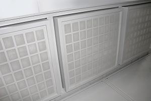 Вентиляционная решетка внутренний вид