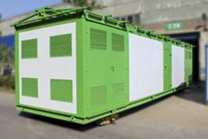 Фото контейнера для трансформаторных станций