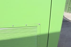 Фото крепления вентиляционной решетки