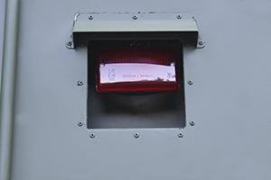 Пожарное сигнальное табло