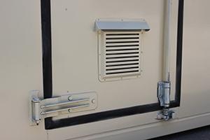 Фото вентиляционной решетки КХО