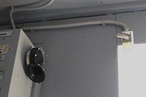 Сигнальная система контейнера КХО