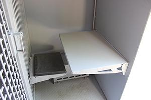Фото откидного стула контейнера КХО