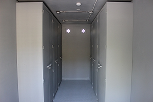 Фото металлических шкафов контейнера КХО