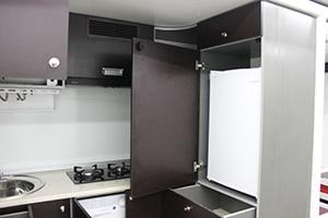 Фото кухонного шкафа в открытом виде