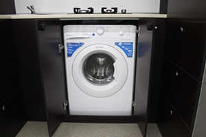 Фото встроенной стиральной машины