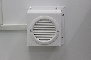 Фото вентиляционной решетки
