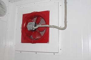 Фотография вытяжного вентилятора