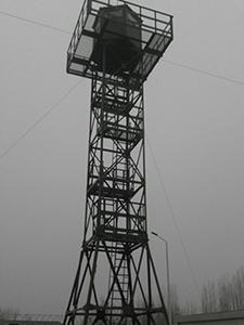 Фотографии сборно-разборной металлической вышк